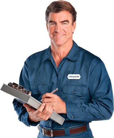 eautocollision mechanic taking notes